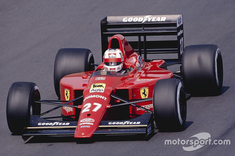 1989年:フェラーリ640