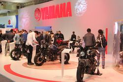 Yamaha standı