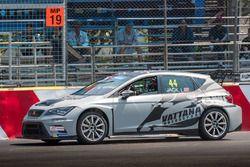 Jack Lemvard, SEAT Leon TCR, Vattana Motorsport
