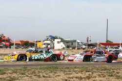 Nicolas Bonelli, Bonelli Competicion Ford, Sergio Alaux, Donto Racing Chevrolet