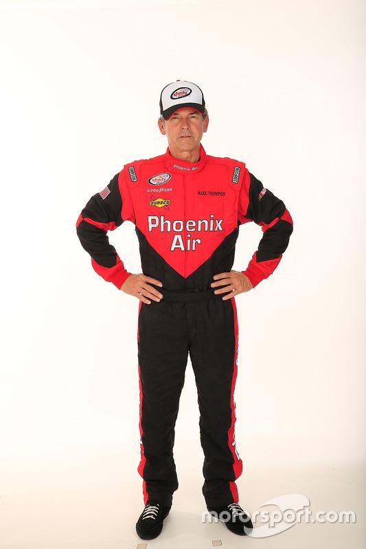 Mark Thompson, Toyota