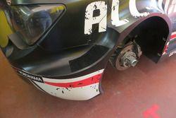 Часть машины Рене Мюнниха, All-Inkl Motorsport Chevrolet RML Cruze TC1