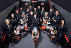 IntactGP team: Jonas Folger ve Sandro Cortese, IntactGP