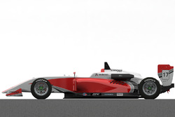 The 2017 USF2000 car