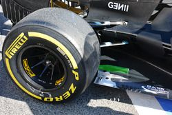 Detail Unterboden, Renault Sport F1 Team