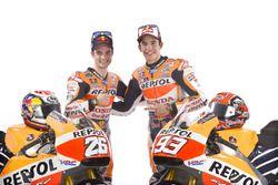 Marc Marquez, Repsol Honda Takımı ve Dani Pedrosa, Repsol Honda Takımı