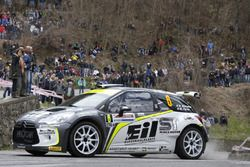 Rudy Michelini, Michele Perna, Citroen DS3 R5