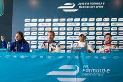Simona de Silvestro, Amlin Andretti Formula E,Sam Bird, DS Virgin Racing Formula E Team, Salvador Du