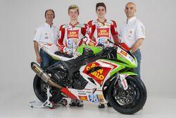 Cristiano Migliorati, Team Manager San Carlo Team Italia, Alessandro Zaccone, San Carlo Team Italia,