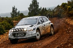 Тесты Hyundai i20 R5
