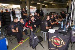 Erebus Motorsport team area