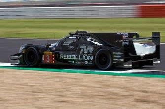Натанаэль Бертон, Пипо Дерани и Лоик Дюваль, Rebellion Racing, Rebellion R13 (№3)