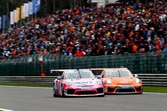 Julien Andlauer, BWT Lechner Racing, Mikkel O. Pedersen, Dinamic Motorsport