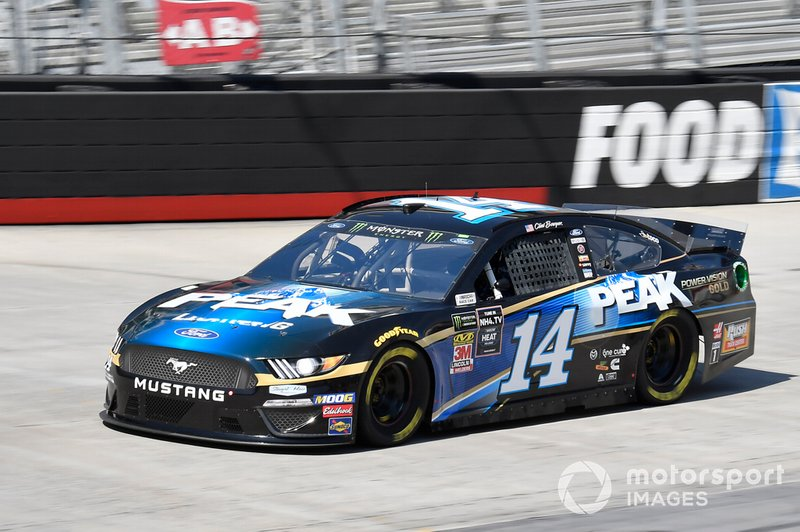 7. Clint Bowyer, Stewart-Haas Racing, Ford Mustang
