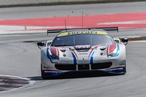 #70 MR Racing Ferrari 488 GTE Evo: Motoaki Ishikawa, Olivier Beretta, Edward Cheever