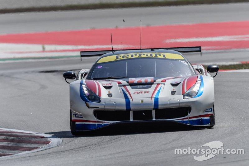 MR Racing - Ferrari 488 GTE Evo