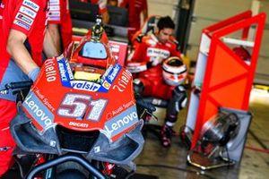 Michele Pirro, Ducati Test Team