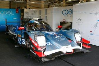 #42 COOL RACING - Oreca 07 - Gibson: Nicolas Lapierre, Antonin Borga, Alexandre Coigny