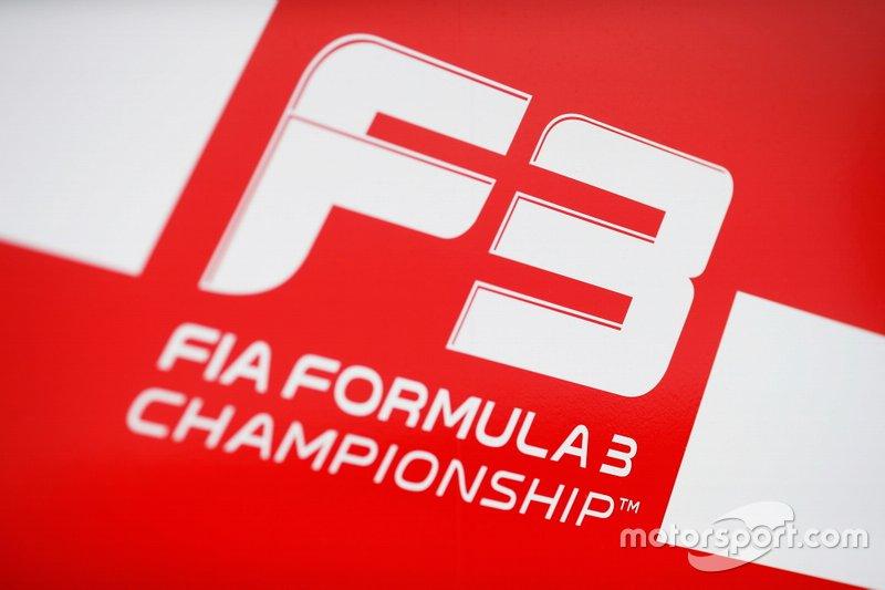Logo della FIA Formula 3