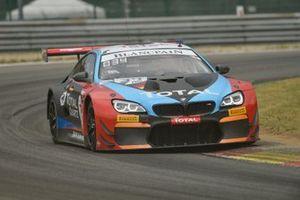 #34 Walkenhorst Motorsport BMW M6 GT3: Christian Krognes, Mikkel Jensen, Nick Catsburg