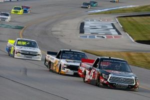 Dylan Lupton, DGR-Crosley, Toyota Tundra Crosley and Sheldon Creed, GMS Racing, Chevrolet Silverado Chevrolet Accessories