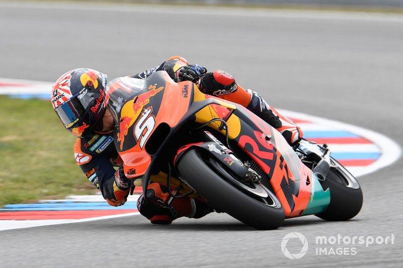 Johann Zarco - KTM (2019)