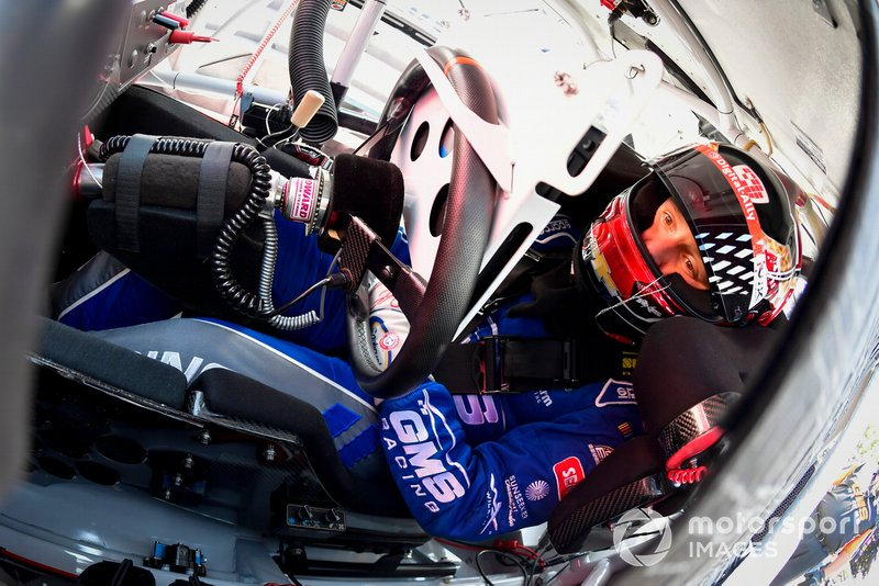 John Hunter Nemechek, GMS Racing, Chevrolet Camaro Digital Ally
