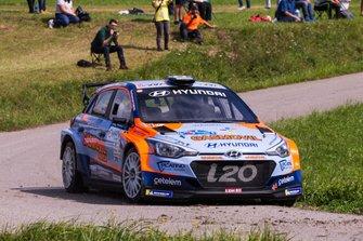 Surhayen Pernía - Alba Sánchez, Hyundai i20 R5, Rally Princesa de Asturias
