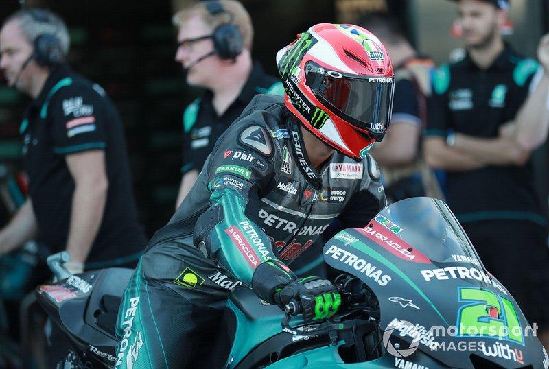 Franco Morbidelli - GP de San Marino