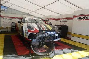 La Porsche di Patrick Kujala, Bonaldi Motorsport