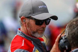 Will Power, Team Penske Chevrolet crew member Clay Turner