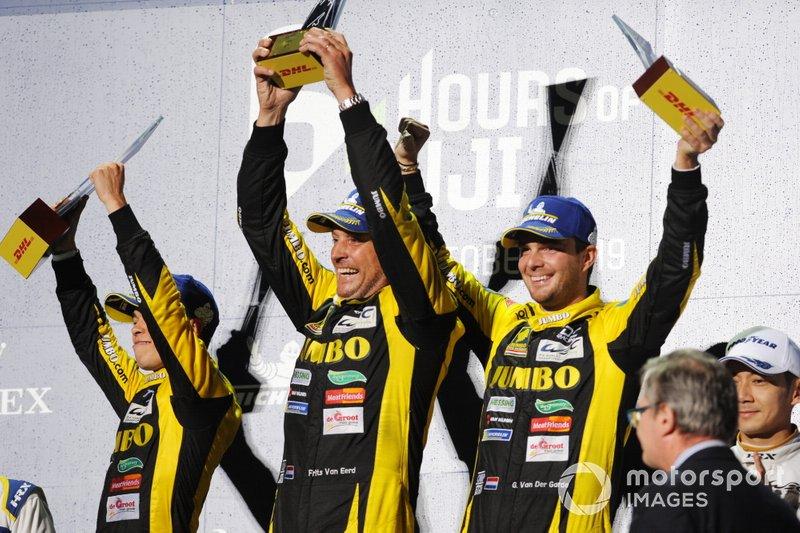 Racing Team Nederland: Frits van Eerd, Giedo van der Garde, Nyck de Vries