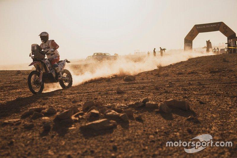 #38 Ht Rally Raid: Maciej Giemza