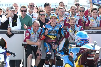 Tweede Alex Marquez, Marc VDS Racing