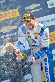 Daniel Serra comemora 2º lugar em Santa Cruz do Sul