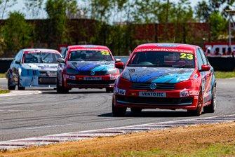 Ishaan Dodhiwala, Volkswagen India leads Karthik Tharani, Volkswagen India and