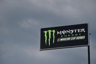 Logo: Monster Energy NASCAR Cup Series