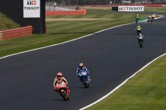 Marc Marquez, Repsol Honda Team, Alex Rins, Team Suzuki MotoGP