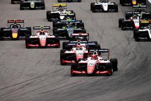 Marcus Armstrong, PREMA Racing en Robert Shwartzman, PREMA Racing