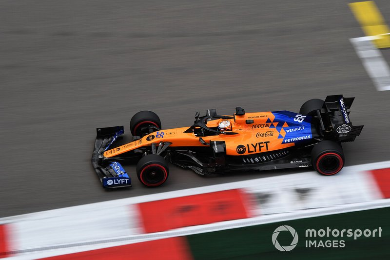 5º: Carlos Sainz Jr., McLaren MCL34