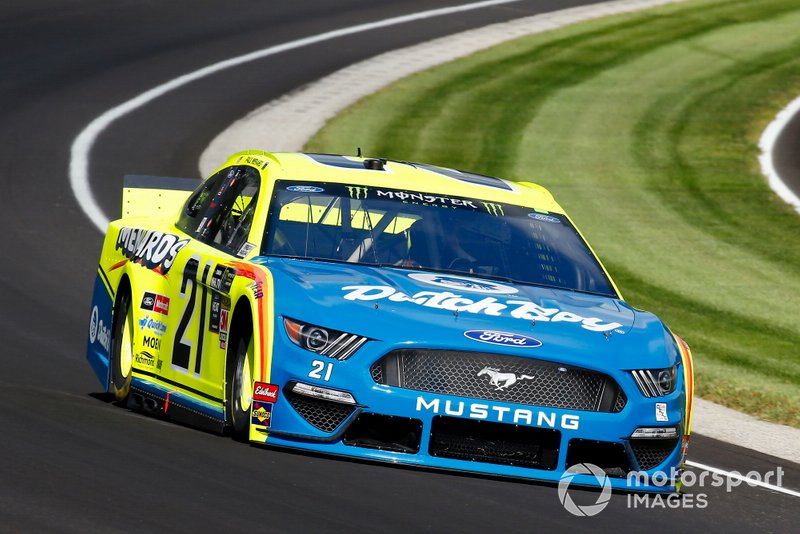 19th: Paul Menard, Wood Brothers Racing - Must win