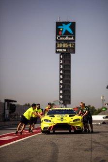 Алекс Линн, Максим Мартен, Aston Martin Racing, Aston Martin Vantage AMR (№97)