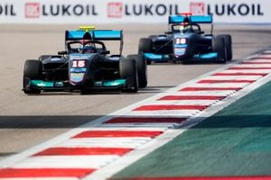 Federico Malvestiti, Jenzer Motorsport leads Andreas Estner, Jenzer Motorsport