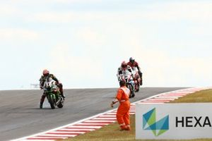 Jonathan Rea, Kawasaki Racing Team, Tom Sykes, BMW Motorrad WorldSBK Team