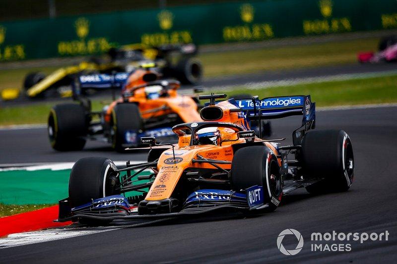 №5: McLaren