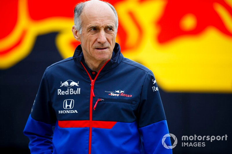 Franz Tost, Director Toro Rosso