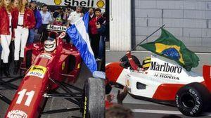 Argentina vs Brasil en Fórmula 1