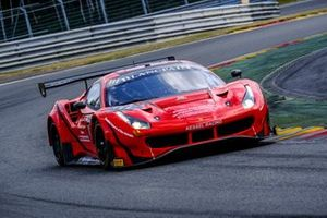 #111 Kessel Racing Ferrari 48 GT3