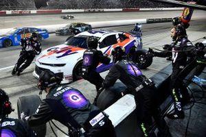 Jimmie Johnson, Hendrick Motorsports, Chevrolet Camaro Ally Throwback