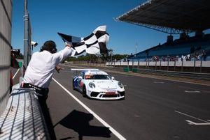 Alan Hellmeister - Porsche Cup, etapa do Estoril